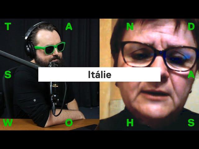 """Češka v Itálii: """"Na co jste čekali? Všichni jste na nás koukali!"""" (rozhovor)"""