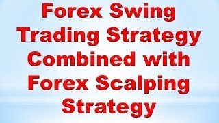 Price Action Forex Trading :Forex Swing Trading Strategy Combined with Forex Scalping Strategy