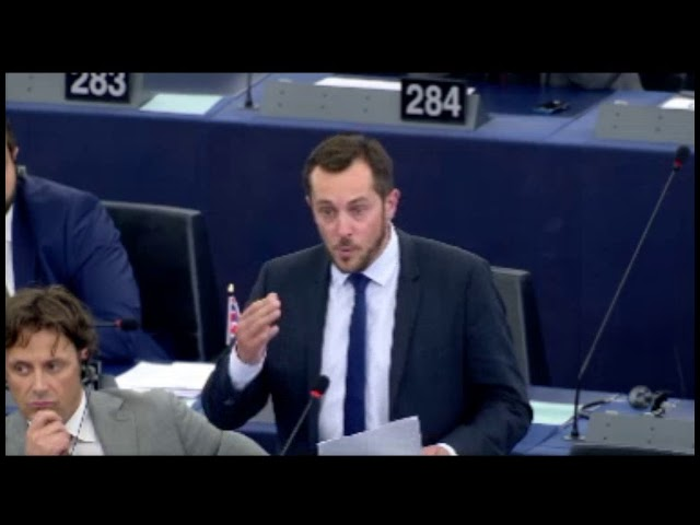 Nicolas Bay sur la situation en Hongrie