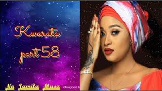 Kwarata part 58 Labarin Sultana uwar masu gida da Dikko dan Gwamna   Tsakar Gida