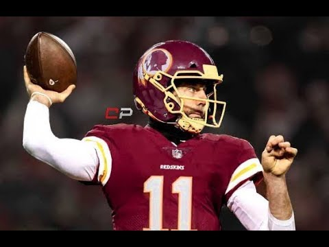 Alex Smith, The Redskins & The NFL's September 23 Games +Smith's Utah Utes Used To Be Utah Redskins