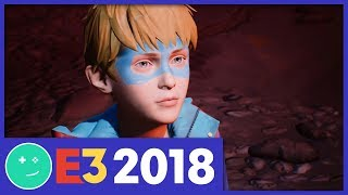 Life is Strange's Captain Spirit: Are We Gonna Cry? - Gamespot Stage E3 2018