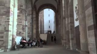 Kaiserdom-Basilika Mariä Himmelfahrt und St. Stephan oder Speyerer Dom. Speyer. Deutschland.
