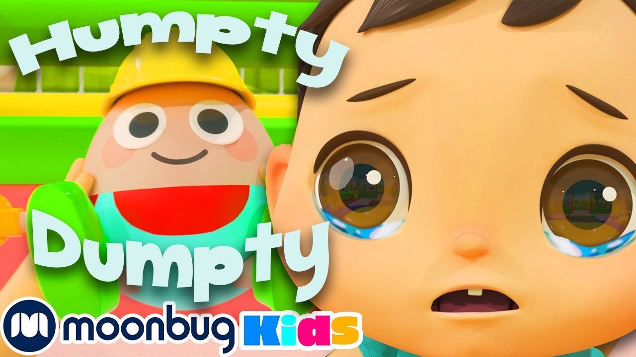 Humpty Dumpty | Little Baby Bum | Kids Stories for Kids | Stories for Kids | Sleep Baby Songs