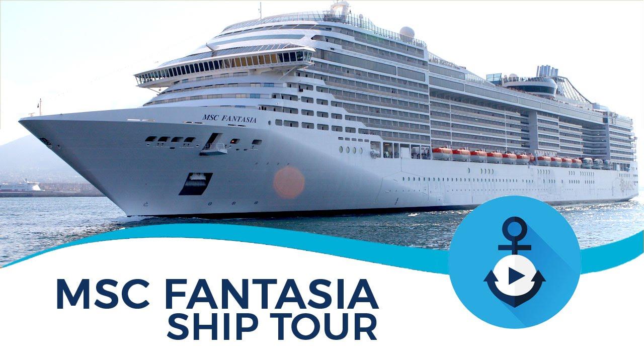 Get Msc Splendida Cruisemapper  Pictures