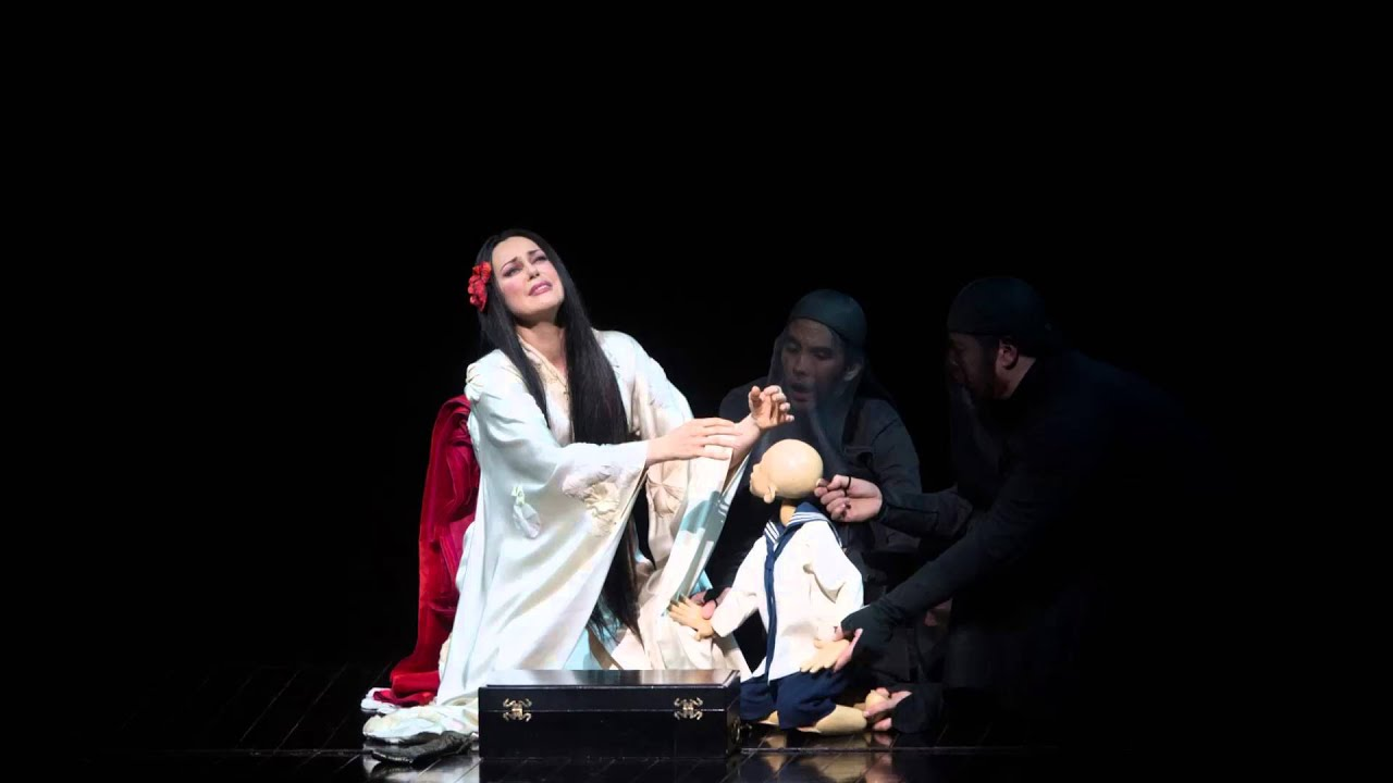 Puccini's Butterfly: Opera's Most Tragic Mother? – The