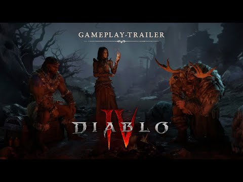 Diablo IV Gameplay-Trailer (Deutsche Untertitel)