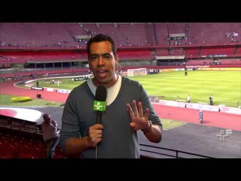 SPFC Vence O Palmeiras Em Partida No Morumbi - 17/11/2014