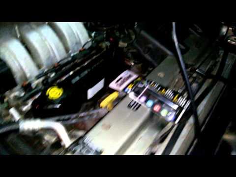 Radiator repair using Quick Steel
