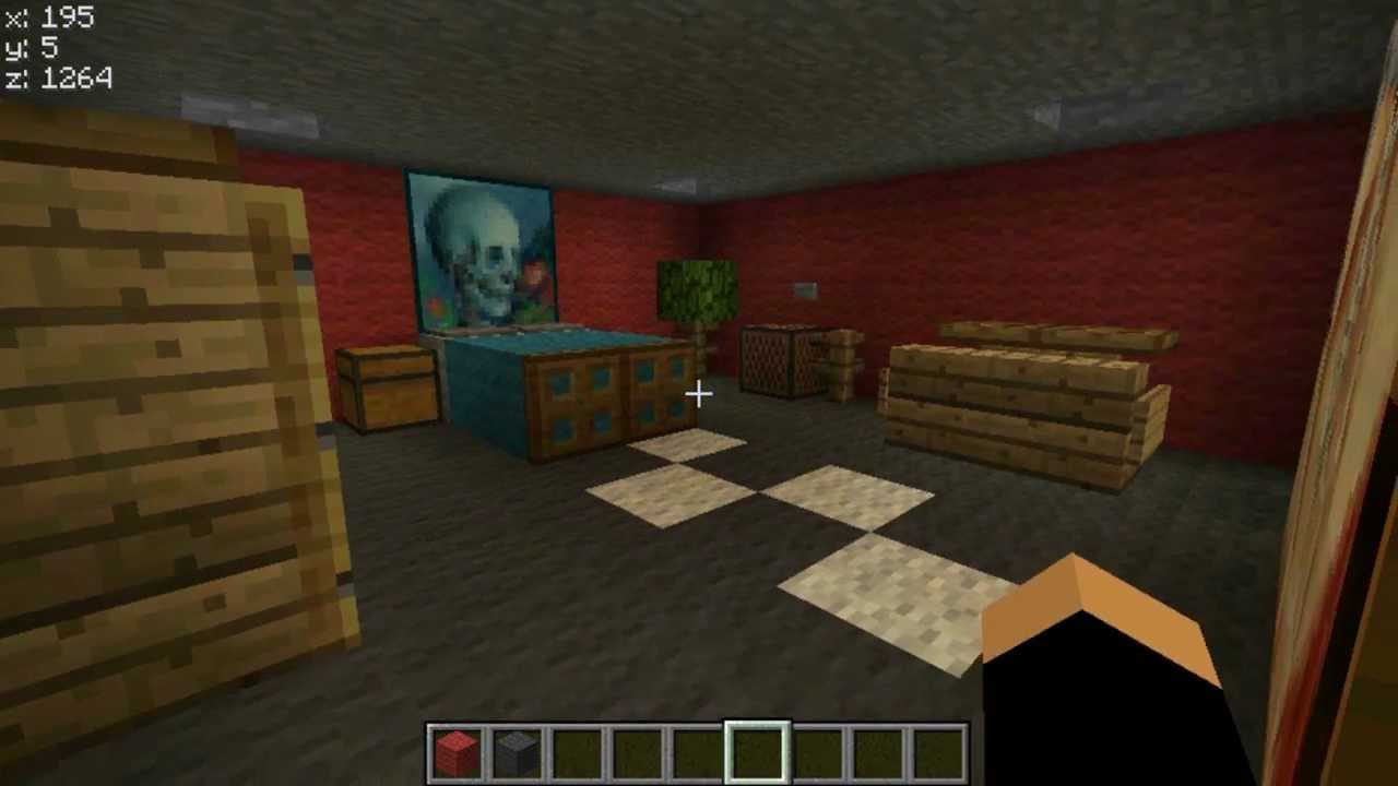 Minecraft decoracion dormitorio youtube - Decoraciones de dormitorios ...