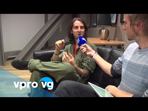 James Holden: I've made my own software (interview @Le Guess Who?)