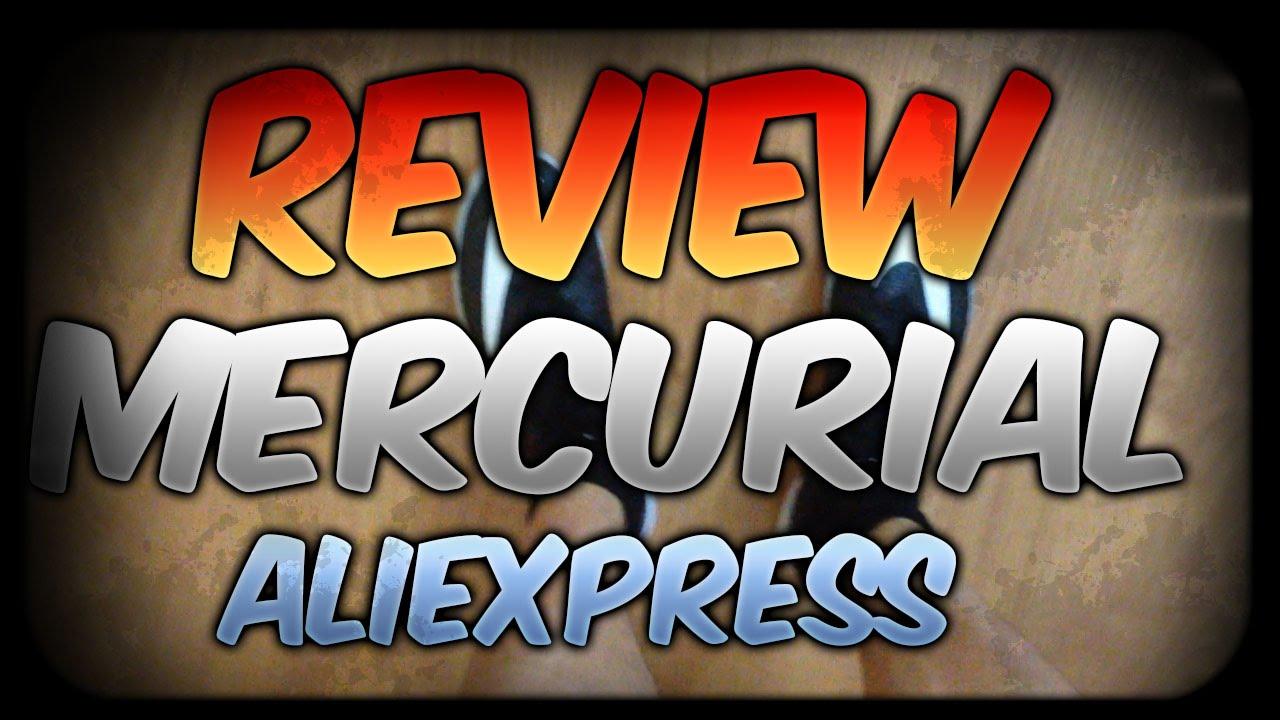 Review | Mercurial SuperFly Vortex IC Futbol Sala | Replica AliExpress