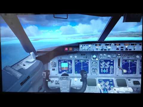 PILOT Captain Camacho.....Near collision... BOEING 737-800ER... HARD LANDING!