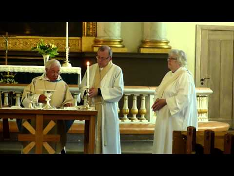 Holy mass on St. Augustine Day with Swedish Church Union 3