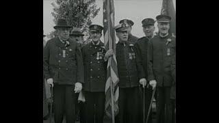 Civil War Veterans Telling Stories and Joking Around: Memorial Day 1930