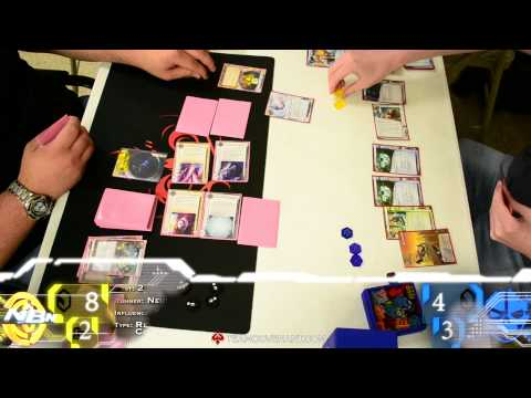 Netrunner LCG - Colorado Springs Regional 2014 - Game 10