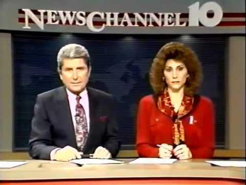 KWTX CBS Waco 6pm 1991 Open