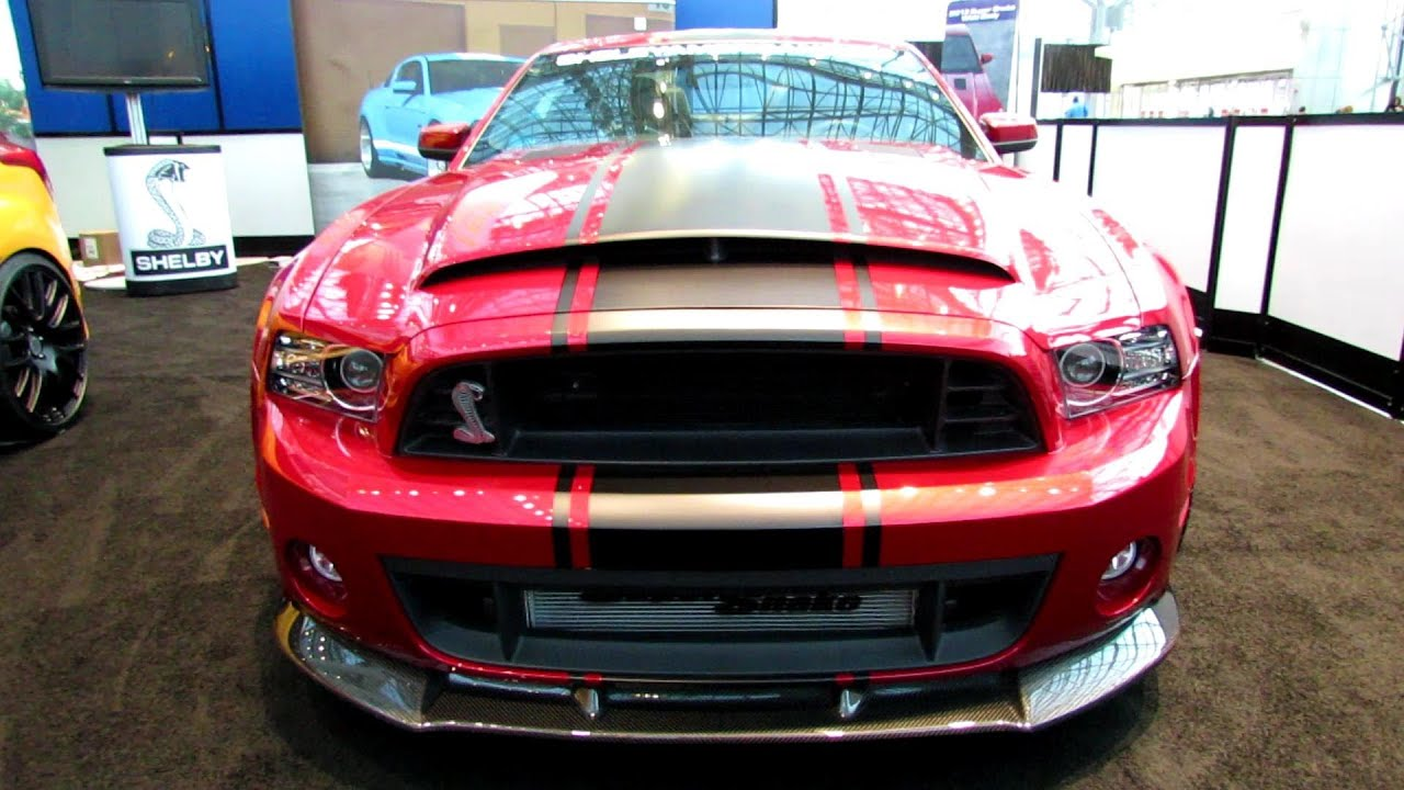 2013 ford mustang shelby gt500 super snake exterior walkaround 2013 ford mustang shelby gt500 super snake exterior walkaround 2013 new york auto show youtube sciox Image collections