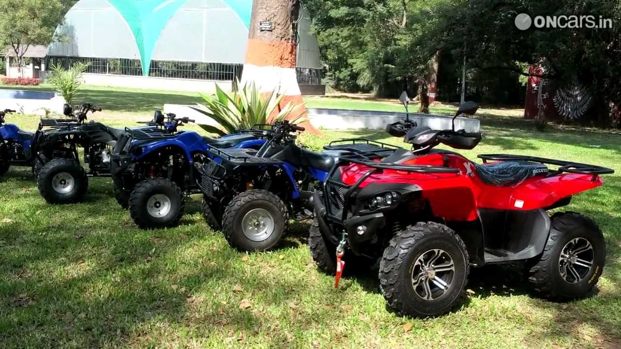 Nebula Automotive Launches All New Range Of High End Atvs In India