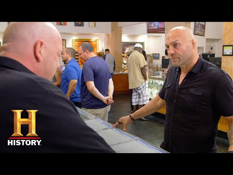 Pawn Stars: Randy Couture's