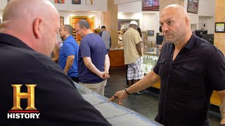 Pawn Stars: Randy Couture