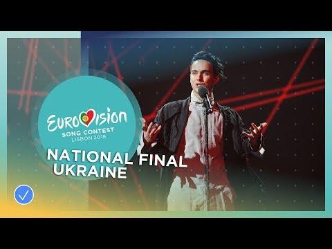 Mélovin - Under The Ladder - Ukraine - National Final Performance - Eurovision 2018