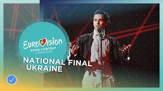 MELOVIN - Under The Ladder - Ukraine - National Final Performance - Eurovision 2018