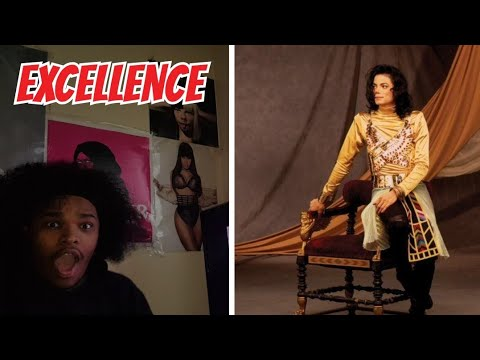 Michael Jackson- Remember The Time (REACTION)