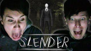 Dan and Phil Play SLENDER