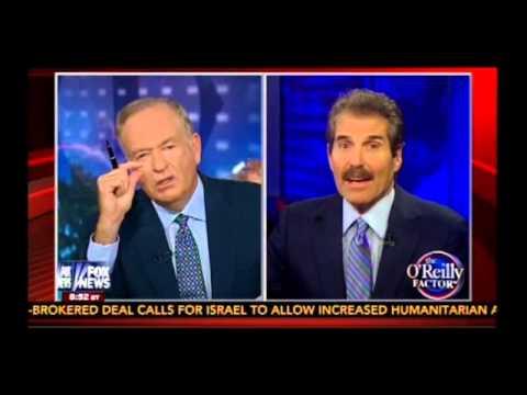 John Stossel Calls Bill O'Reilly an