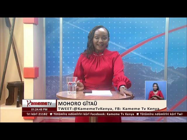 #MohoroGitau na Mumbi wa Wanyoike | 26/01/2021