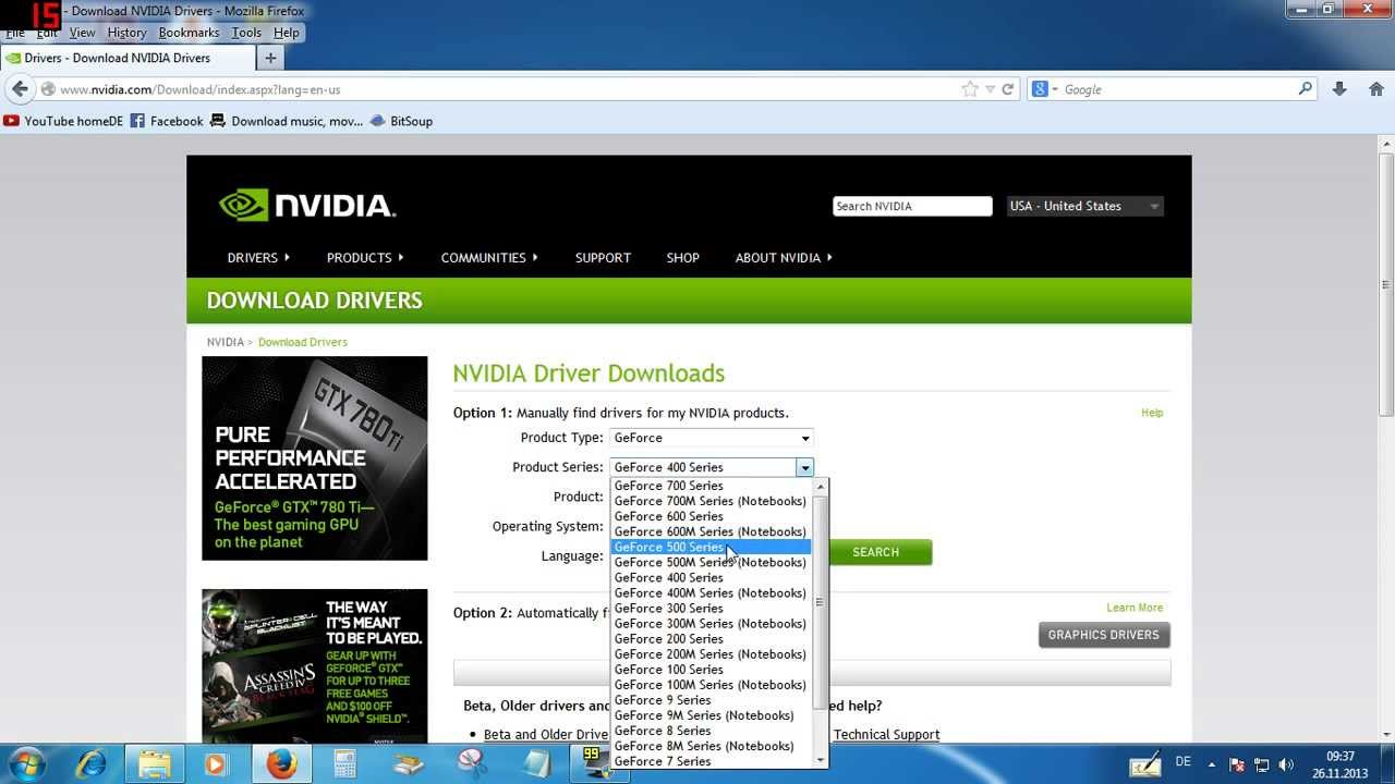 How To Download Nvidia Drivers For Free