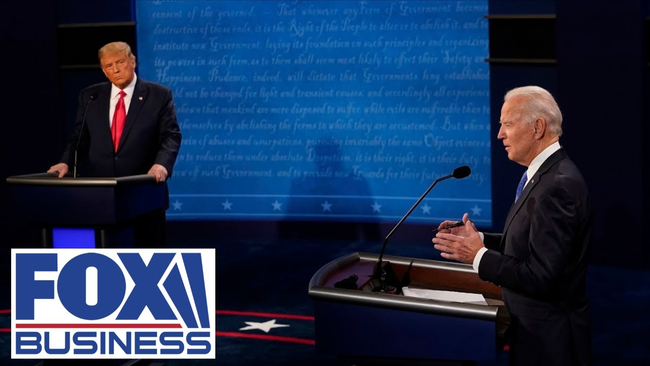 Trump, Biden face off in their final presidential debate | Full