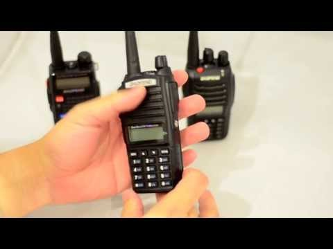 Unboxing Baofeng UV82 Dual Band Radio & Review