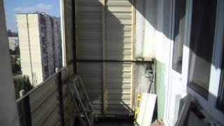 Обшивка балкона сайдингом(, 2014-09-24T12:03:15.000Z)