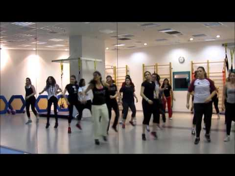 ZUMBA® fitness class with Lilach Yacov-sahara-tyalee-זומבה עם לילך יעקב