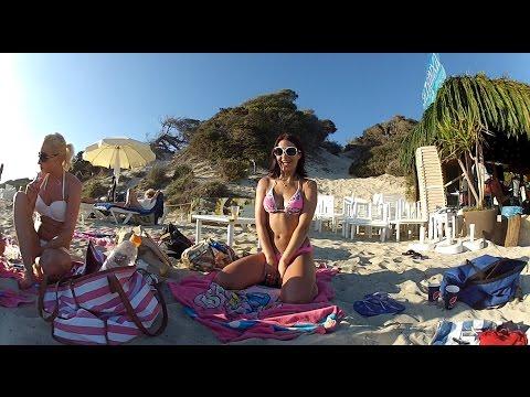 The Sa Trinxa Boys  Sailing  Ibiza  Formentera  Salinas  Es Vedra  Eivissa  Cafe Del Mar