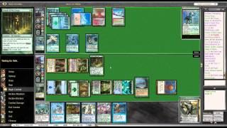 12 - Damia Vs. Stonebrow -- Commander -- Cactus MAGIC
