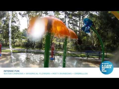 Vortex Aquatic Play Solutions - A Clear Source Of Fun