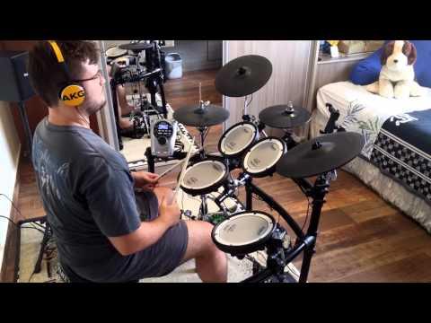 Nightwish - Deep Silent Complete [Drum Cover] mp3