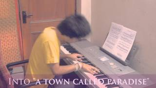 Tiësto - A Town Called Paradise (ft. Zac Barnett) [COVER]