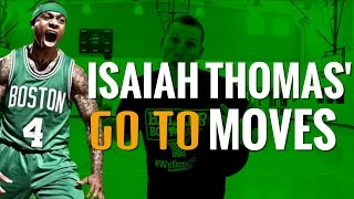 Isaiah Thomas REVEALED: Basketball Moves and Crossovers Tutorial