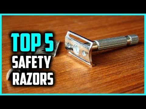 Top 5 Best Safety Razors In 2018 Reviews