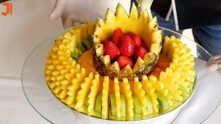 Fruit Centerpieces | Edible Party Fruit Ideas | Art with Fruit