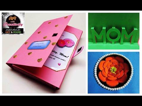Birthday Card | Mom Special | DIY | Art with Creativity 101