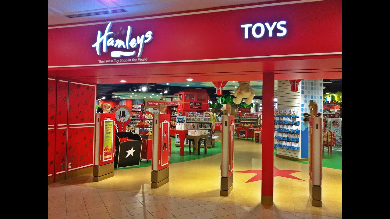 Follow Me To Hamleys Malaysia 1 Utama Shopping Centre