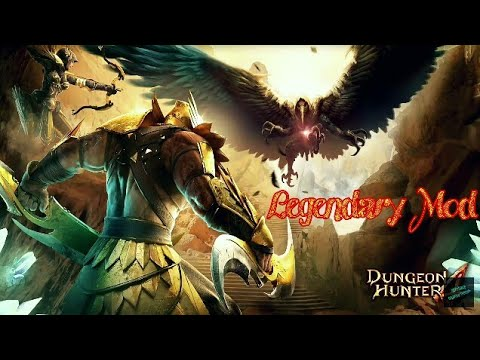 Dungeon Hunter 4 MOD | Legendary MOD | ELITE MODE | R.G.S.