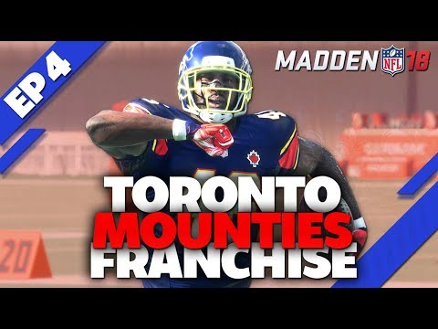 MADDEN 18 FRANCHISE MODE: NFL DRAFT + Searching for Franchise Players! | EP4