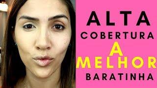 A MELHOR BASE BARATINHA ALTA COBERTURA| COMO SER POBRE COM ESTILO | VEDA #11