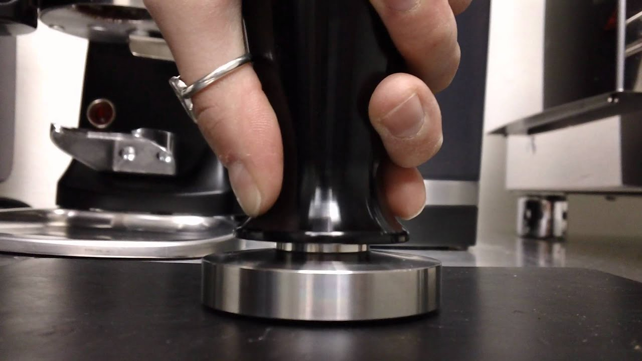 53 mm Espro Calibrated Flat Tamper